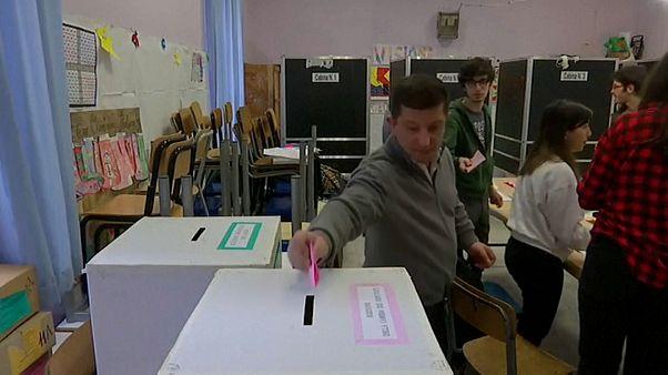 İtalya seçimleri: Oy verme işlemi başladı