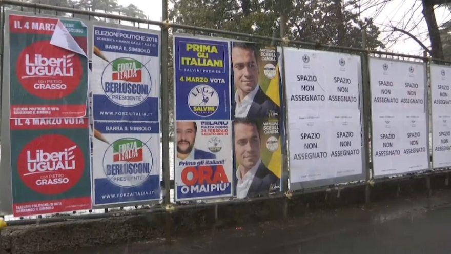 Парламентские выборы начались