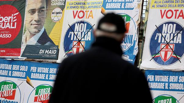 Italy: Decision day after divisive election campaign