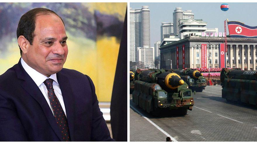 هل تريد صاروخاً من كوريا الشماليّة؟ اتصل بسفارتها في القاهرة!