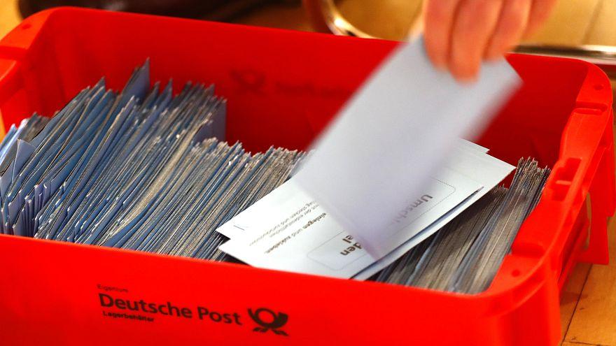 66 Prozent der SPD-Mitglieder stimmen für GroKo