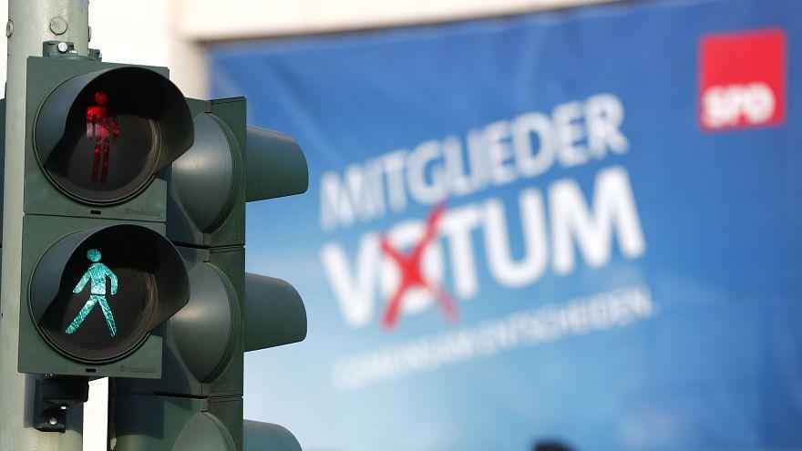 66 Prozent: SPD-Mitglieder stimmen für große Koalition