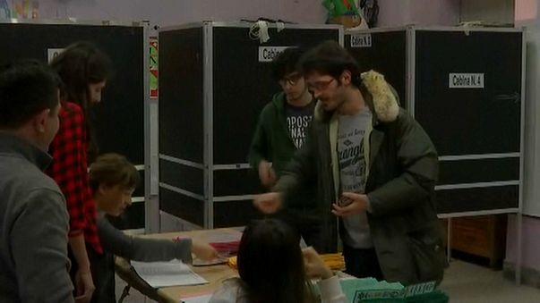 Los italianos eligen hoy un Gobierno imposible de prever