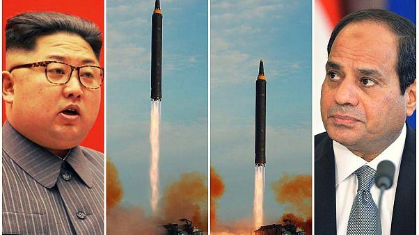 «موشک نیاز دارید؟ با سفارت کرهشمالی در قاهره تماس بگیرید»