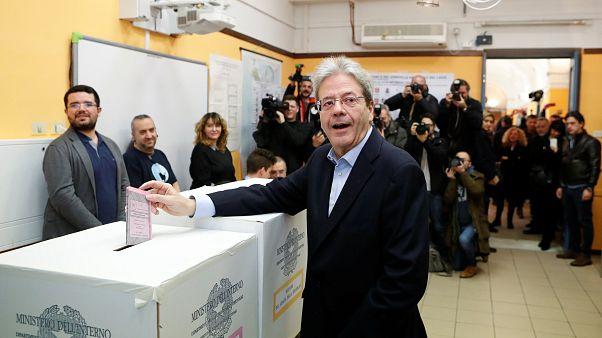 رئيس الوزراء الإيطالي باولو جنتيلوني