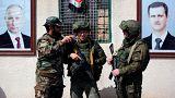 Προωθούνται στη Γούτα οι δυνάμεις του Άσαντ