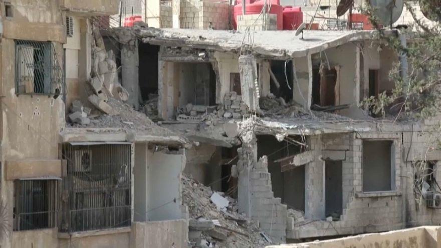 Syrie : avancée des forces du régime dans la Ghouta