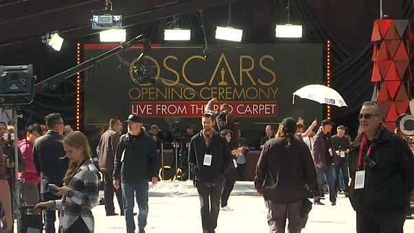 Todo listo para la edición 90 de los premios Oscar