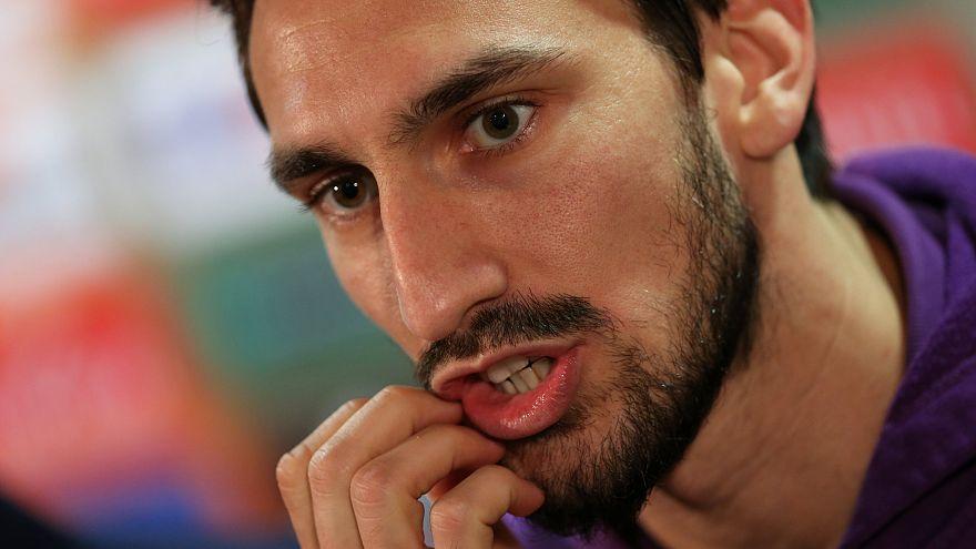 Italy international footballer Davide Astori found dead aged 31