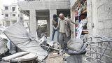 Восточная Гута: бои идут, жертв всё больше