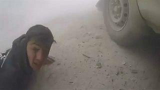 El ejército sirio avanza en Guta Oriental mientras la población huye