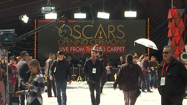 «Оскар»: красная дорожка уже расстелена