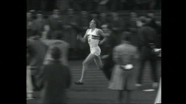 Addio a Roger Bannister, l'uomo più veloce sul miglio