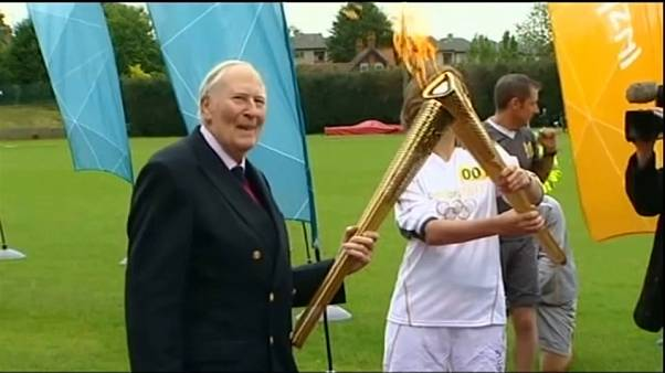 Muere Roger Bannister, el héroe de la 'Milla Milagro'