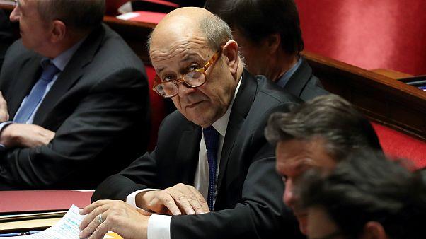 وزیر امور خارجه فرانسه در سفر به تهران چه اهدافی را دنبال می کند؟