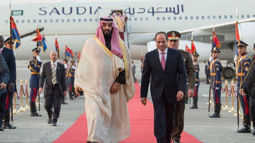 اتفاقات ومذكرة تفاهم بين القاهرة والرياض عقب زيارة ولي العهد السعودي لمصر