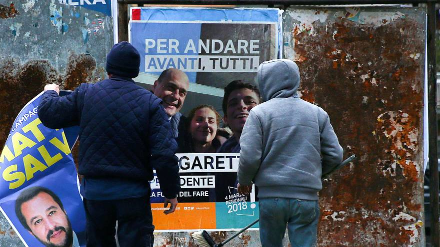 Italy election: Divisive campaign leaves bitter taste for some