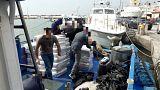 خفر السواحل اليونانيين يصادرون مخدرات بقيمة 15 مليون يورو
