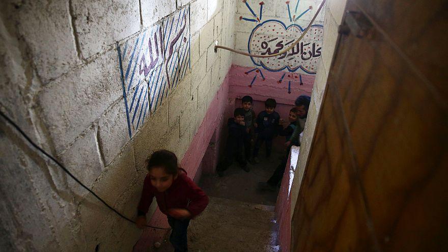دوما - غوطة دمشق الشرقية