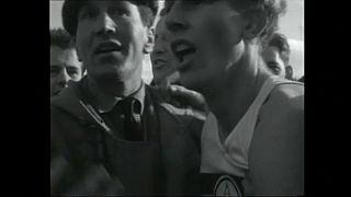 Bannister completa a última corrida