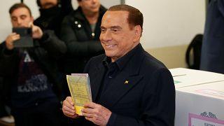 İtalya genel seçimlerinde liderler sandık başında