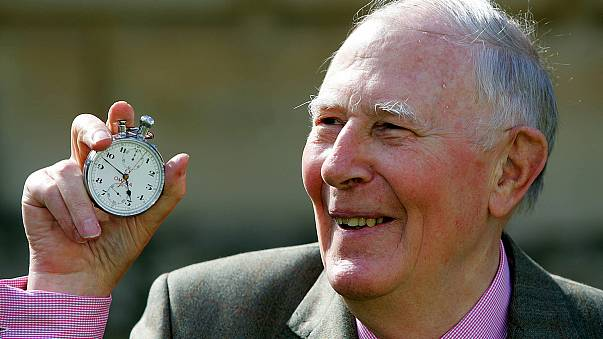 Meghalt Sir Roger Bannister
