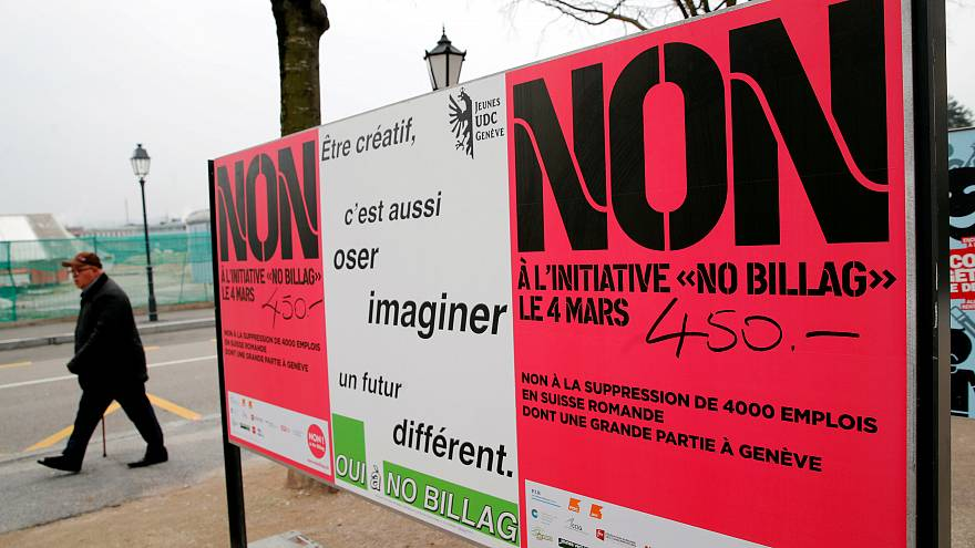"""Gli svizzeri votano """"no"""", continueranno a pagare il canone tv"""