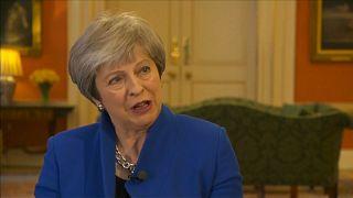Brexit: Theresa May zuversichtlich im BBC-Interview