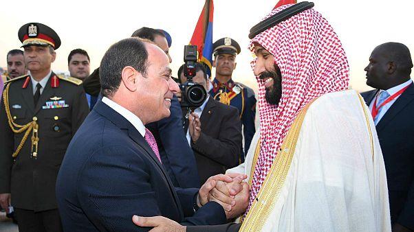چرا ولیعهد عربستان برای نخستین سفر رسمی خود قاهره را برگزید؟