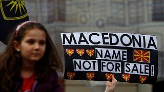 Σκόπια: Νέα διαδήλωση για το όνομα «Μακεδονία»