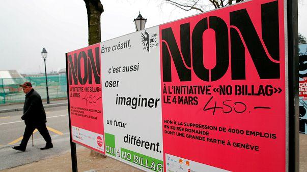 İsviçrelilerden devlet yayıncılığı için vergiye devam kararı