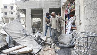 """Siria, Assad: """"offensiva nella Ghouta orientale deve continuare"""""""