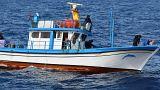 Akdeniz'de esrar operasyonu