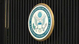 ABD'nin Ankara Büyükelçiliği güvenlik tehdidi nedeniyle kapatıldı