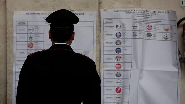 Cosa succede a Castelnuovo di Porto dove si contano i voti degli italiani all'estero