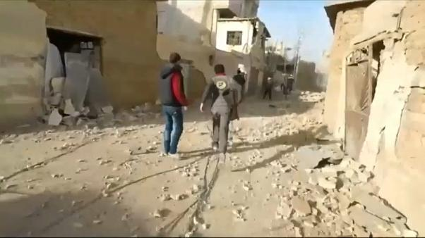 El régimen sirio no detendrá su ofensiva en Guta Oriental