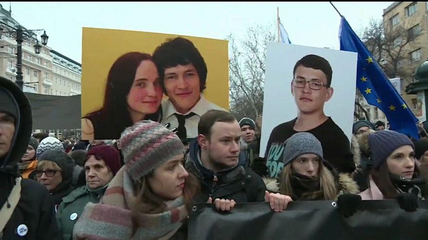 Journalistenmord: Slowakischer Staatspräsident fordert Regierungsumbildung oder Neuwahlen