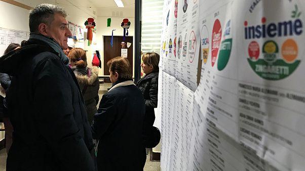Προηγείται η κεντροδεξιά συμμαχία, πρώτο κόμμα το Κίνημα 5 Αστέρων (exit polls)