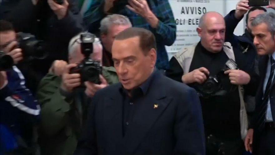 La derecha gana elecciones en Italia seguida por el M5S, según sondeo