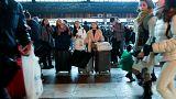 Exploit Lega e M5S, #ItalyIsOverParty è l'hashtag per chi sta già facendo le valigie