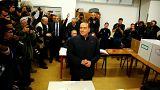 La coalition de droite en tête des élections italiennes