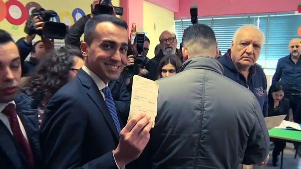 Movimiento 5 Estrellas y La Liga, grandes vencedoras de las elecciones italianas
