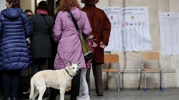 Italien unregierbar? 1 von 2 Wählern stimmt für EU-Kritiker