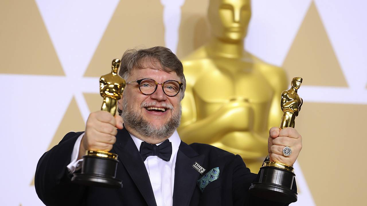 Оскар-2018: Гильермо дель Торо - лучший режиссер
