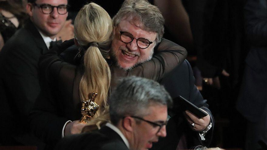 """Oscars pour Guillermo del Toro et """"La forme de l'eau"""""""