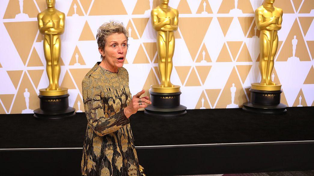 Оскар-2018: Фрэнсис Макдорманд - актриса года