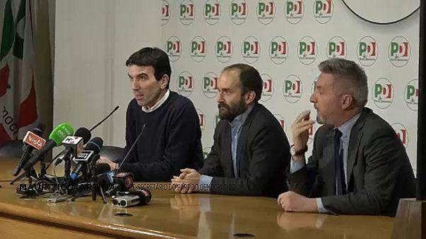 Partido Democrático italiano assume derrota eleitoral