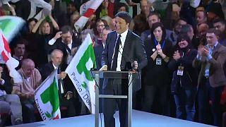 İtalya seçimlerinden en büyük darbeyi sol ittifak aldı
