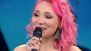 Cláudia Pascoal vence Festival da Canção