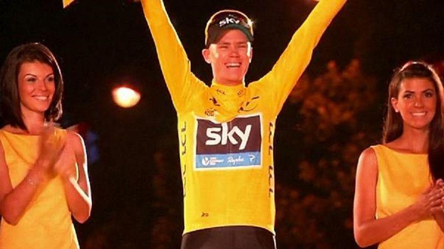 Ciclismo: nuova bufera sul Team Sky